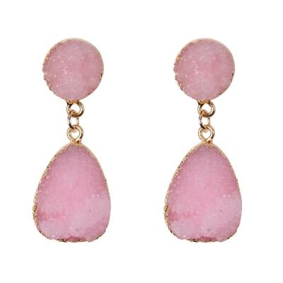 Earrings Crystal