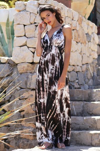 Maxi dress Samoa
